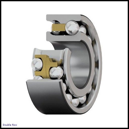 SKF 3306a-2rs1tn9/w64 Double Row Angular Contact